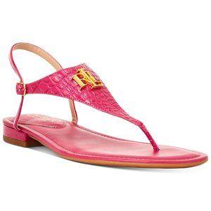 Lauren Ralph Lauren Ellington Flat Sandals